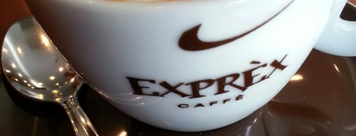 Exprèx Caffè is one of Curitiba.