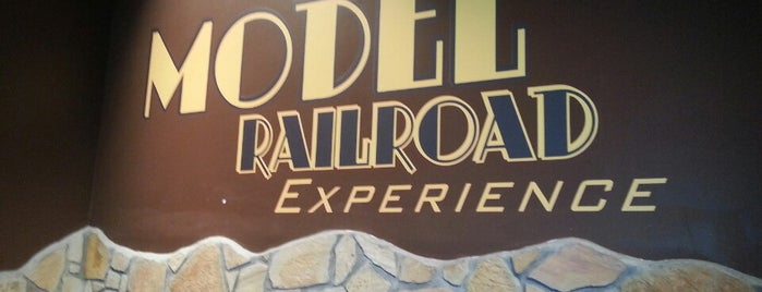 Model Railroad Experience is one of Kansas City, Here I Come.