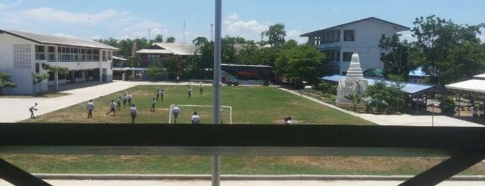 Wat Paphruk School is one of •S u p h a n b u r i•.