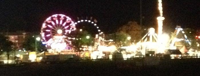 Bloomsburg Fair is one of Danville or bust..