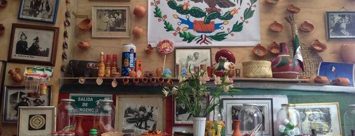 Antojitos Mexicanos is one of Lieux sauvegardés par Kena.