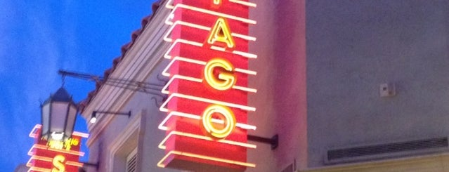 Spago Las Vegas is one of Restaurants.