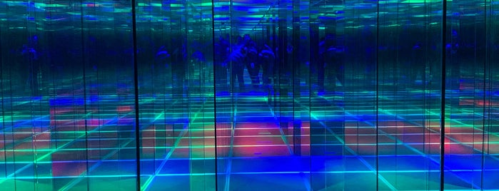 Mirror Maze is one of Prag.
