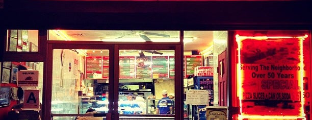 Antonio's Pizzeria is one of Delivery Places.