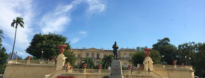 Museu Nacional is one of Posti che sono piaciuti a Mariana.