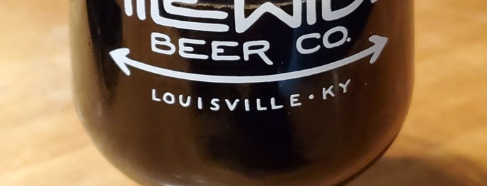 Mile Wide Beer Co. is one of Louisville.