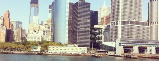 Staten Island Ferry Boat - Alice Austen is one of New York IV.
