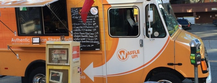 Waffle Up! is one of Denver.