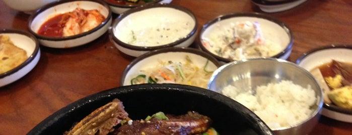 Kaju Soft Tofu Restaurant is one of OC.