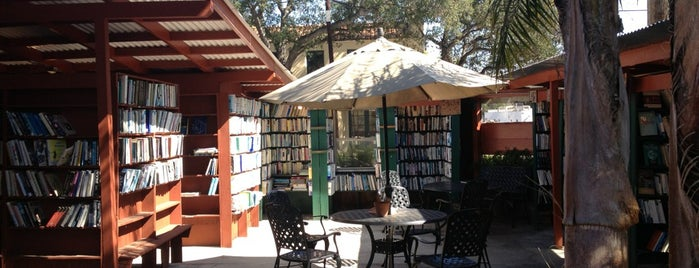 Bart's Books is one of Santa Barbara/Ojai.