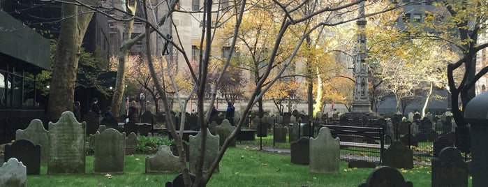 Trinity Church Cemetery is one of A & C & S.