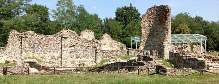 Parco Archeologico di Castelseprio is one of Castelli Italiani.
