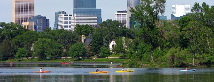 Lake of the Isles is one of 150 things to do in Minneapolis.