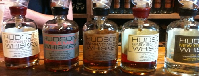 Tuthilltown Spirits is one of Beacon.