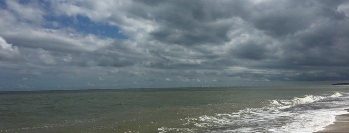Winterton On Sea Beach is one of Tom 님이 좋아한 장소.