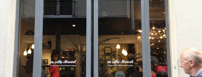 En Selle Marcel is one of Lieux qui ont plu à 𝔄𝔩𝔢 𝔙𝔦𝔢𝔦𝔯𝔞.