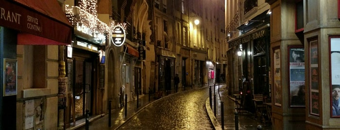 Rue Galande is one of European Jaycation Part Deux.