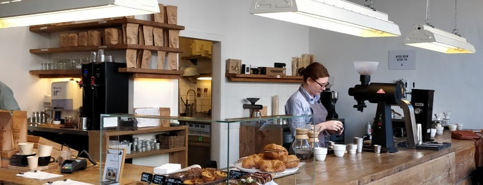 The Barn - Roastery is one of Berlin Coffee.