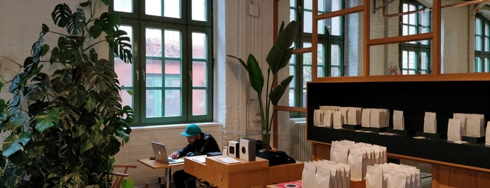 Bonanza Roastery is one of Berlin Coffee.