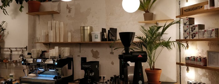 Populus Coffee is one of Berlin Coffee.