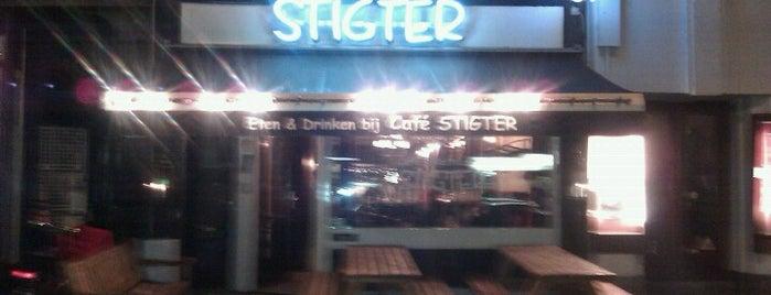 Café Restaurant Stigter is one of Flexplek020.nl.