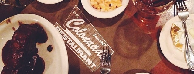 The Colonnade Restaurant is one of The Atlanta I Know and Love, By an Atlanta Native.