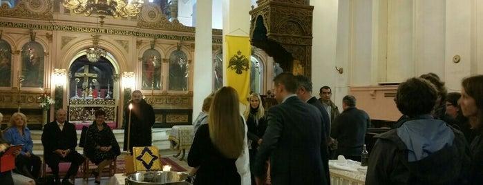 Greek Orthodox Church Of The Annunciation is one of Orthodox Churches - Western Europe.