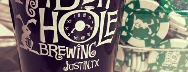 Rabbit Hole Brewing is one of DFW Craft Beer.