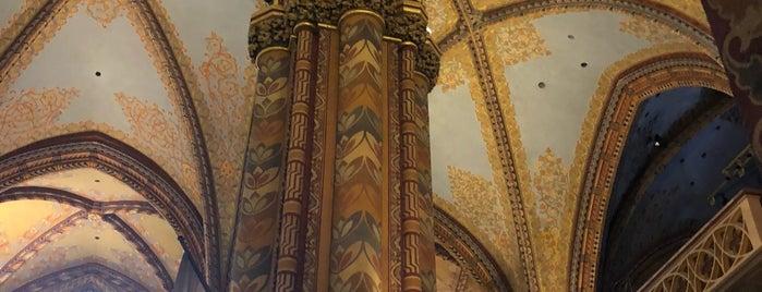 Церковь Матьяша is one of Brett : понравившиеся места.