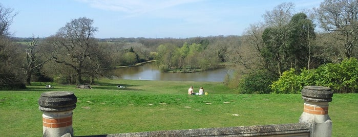 Staunton Country Park is one of Portsmouth.