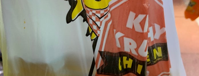 Krispy Krunchy Chicken is one of สถานที่ที่ Laysa ถูกใจ.