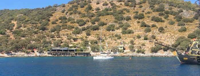 Karacaören Koyu is one of Fethiye & Ölüdeniz & Göcek.