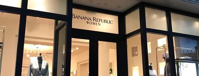 Banana Republic is one of Las Vegas.