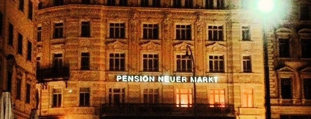Pension Neuer Markt is one of Ivanさんのお気に入りスポット.