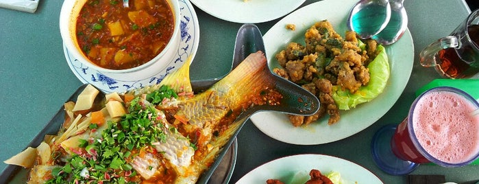 Fish Valley Semenyih is one of Food I like….