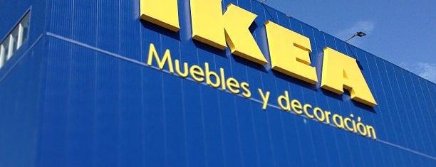 IKEA is one of Orte, die Ana gefallen.