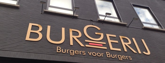 De Burgerij is one of Antwerpen.