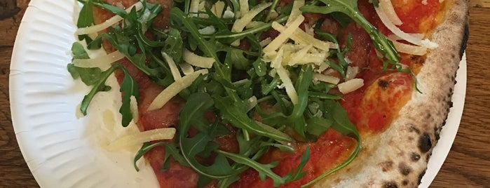 Homeslice Pizza is one of New London Openings 2015.