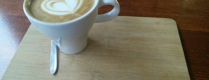 coffeekult CCB is one of Posti salvati di Alina.