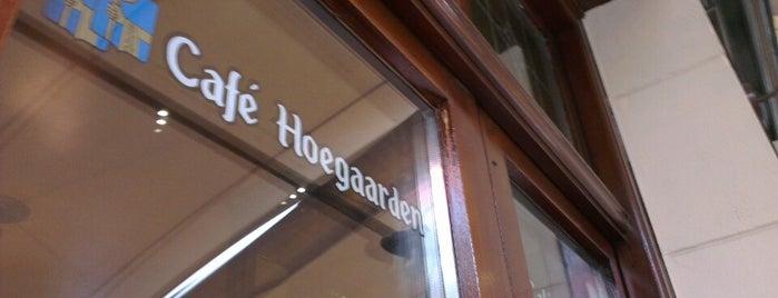 Cafe Hoegaarden is one of Nightlife Tilburg.