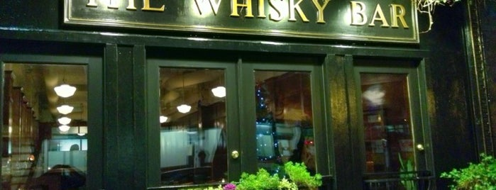Whisky Bar is one of 100 Places To Eat & Drink in Belltown (Seattle).