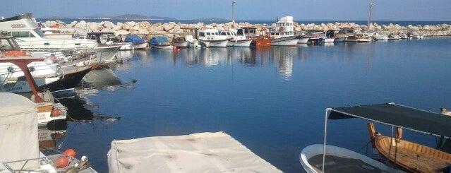 Kalabak limanı is one of Tempat yang Disimpan Fulya 🦀.