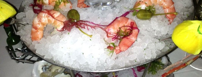 Mastro's Ocean Club is one of Seafood.