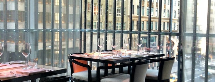 Armani/Ristorante 5th Avenue is one of Nolfo NYC Foodie Spots.