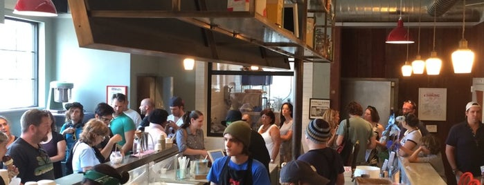 Ample Hills Creamery is one of NYC To-Do List.