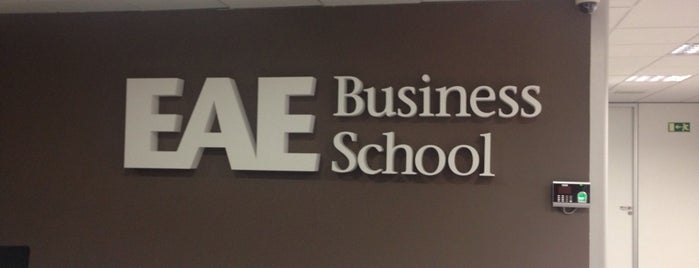 EAE Business School is one of Danielさんのお気に入りスポット.