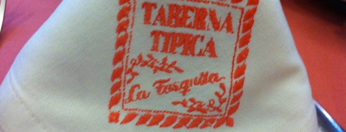 La Tasquita de Enfrente is one of Madrid.
