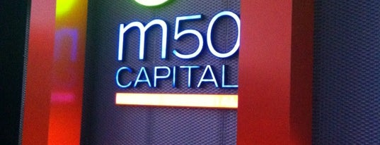 Capital M-50 Parque Comercial is one of Top picks for Malls.