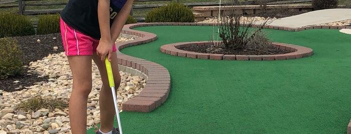Mulligan's Golf Center is one of Mini Golf VA.