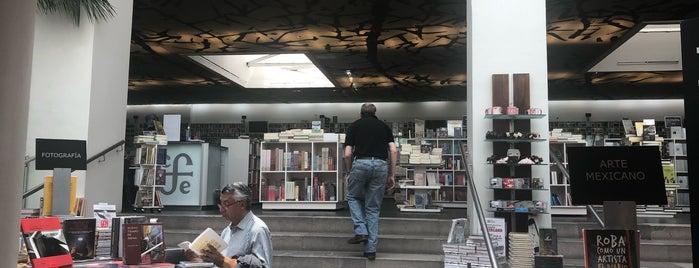 Fondo de Cultura Económica Rosario Castellanos is one of สถานที่ที่ María ถูกใจ.